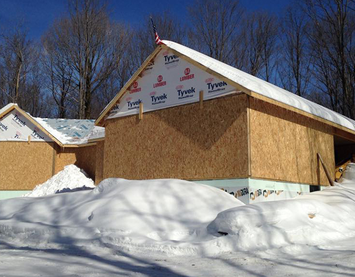 Structural Insulated Panels (SIP)